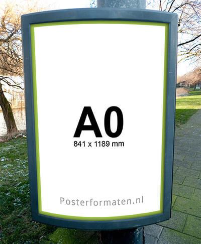 A0 formaat